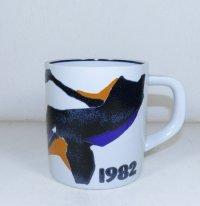 Royal Copenhagen(ロイヤルコペンハーゲン) / イヤーマグカップ 1982年 Lサイズ