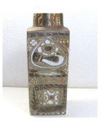 Royal Copenhagen(ロイヤルコペンハーゲン) BACAシリーズ スクエアー花瓶